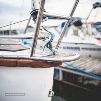 Sail boat