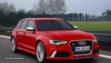 Audi RS6 2.0 TDI S line Navi