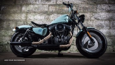 Harley-Davidson Dyna Super FXDC