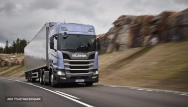 Scania G400 6x2 Euro 5