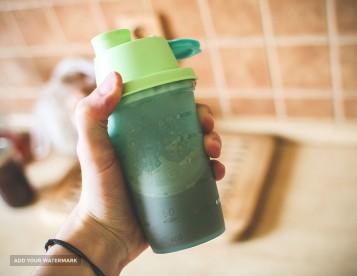 Gainerprotein shake