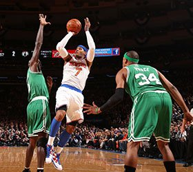 Anthony lead Knicks to next win