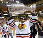 Blackhawks win NHL's Stanley Cup