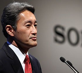 Moody's cuts Sony debt to junk status