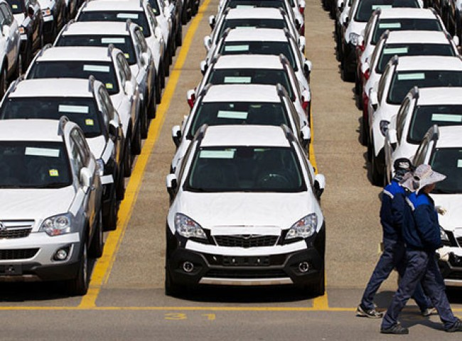 Toyota posts best sales in five years