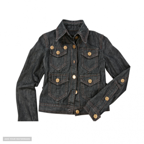 Jeans Jacket Fashion Fashion