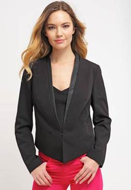 Simple blazer
