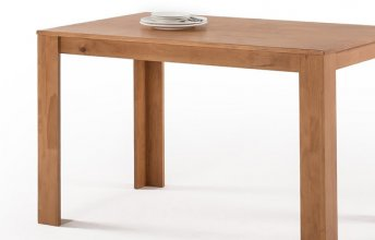 296e965f2633 Zinus Mission Style Wood Dining Table   Table Only